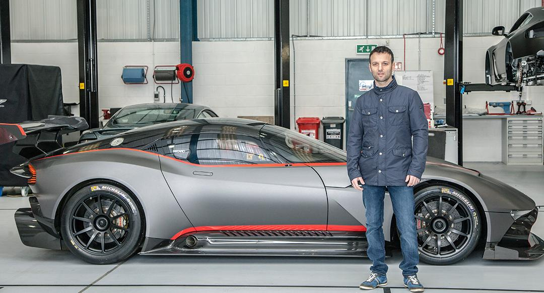 Driving Force: Meet Darren Turner of Aston Martin Racing