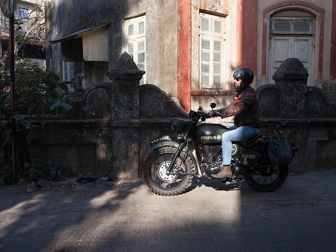 Biker Chic: Inside the World of Vardenchi Motorcycles