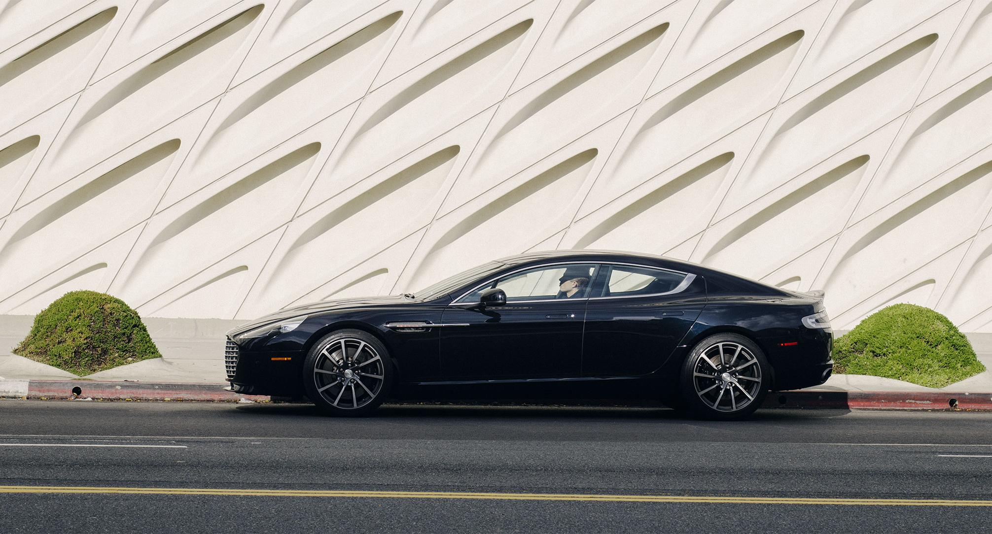 Discovering LA In The Aston Martin Rapide S The Aston Martin Magazine - Aston martin rapid