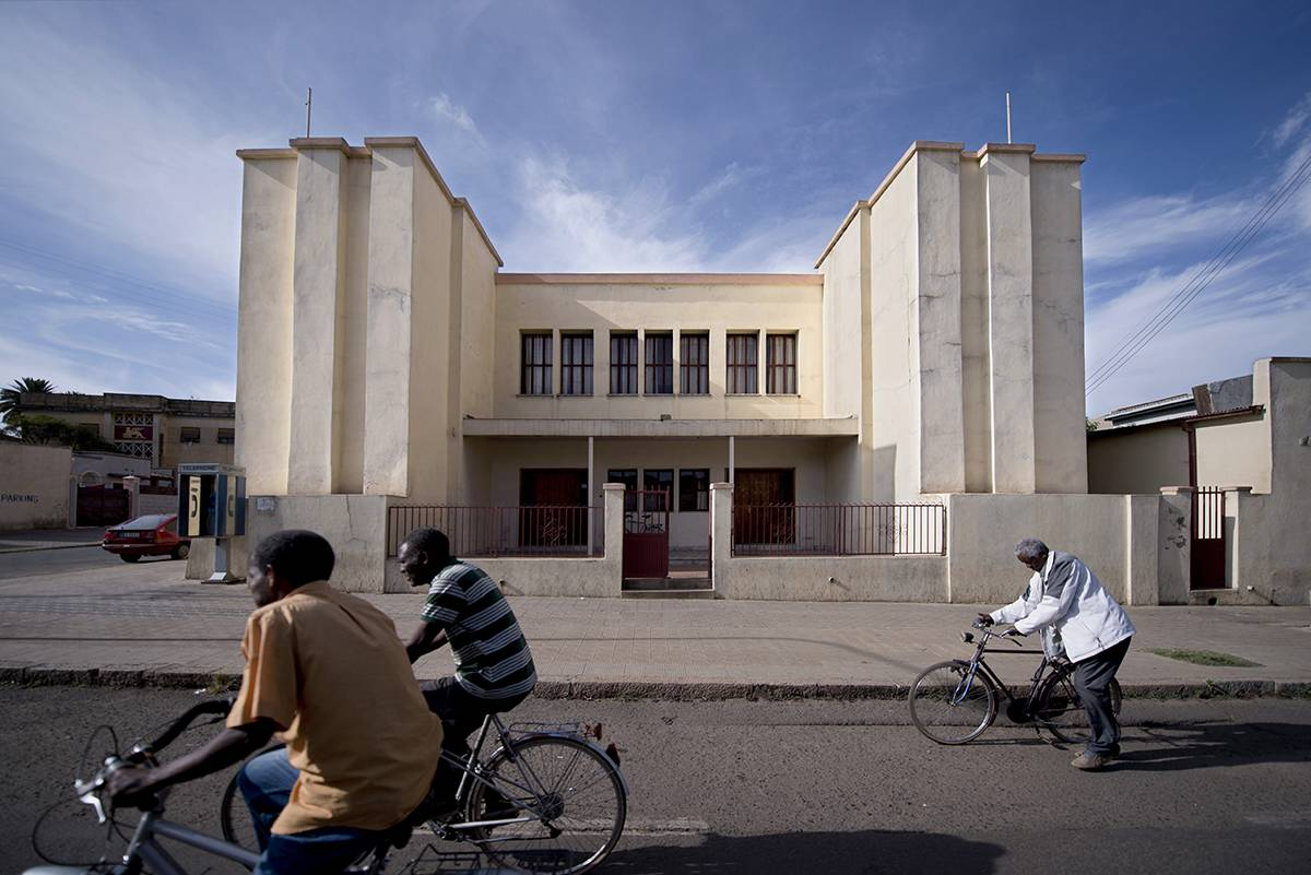 The Modernist Italian Architecture of Asmara: A Photo Story   The ...