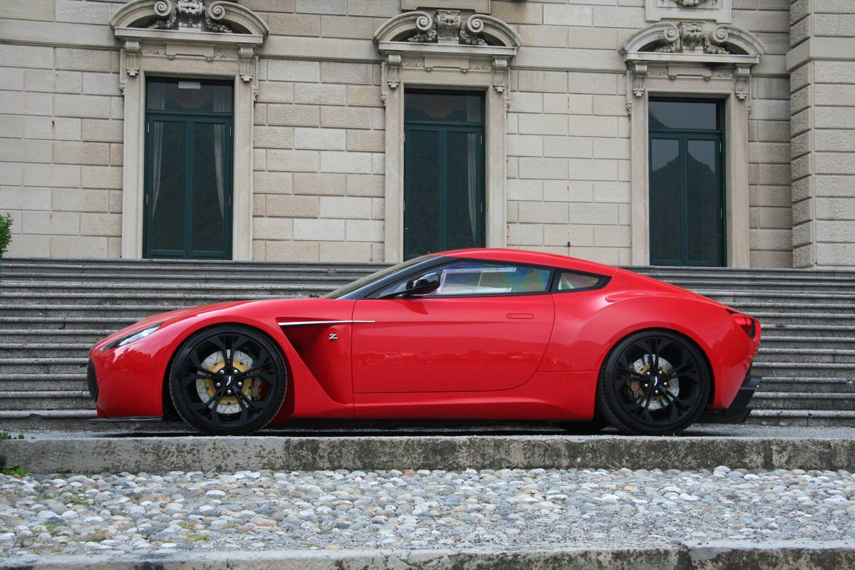 Partners In Time Aston Martin And Zagato The Aston Martin Magazine - New aston martin zagato