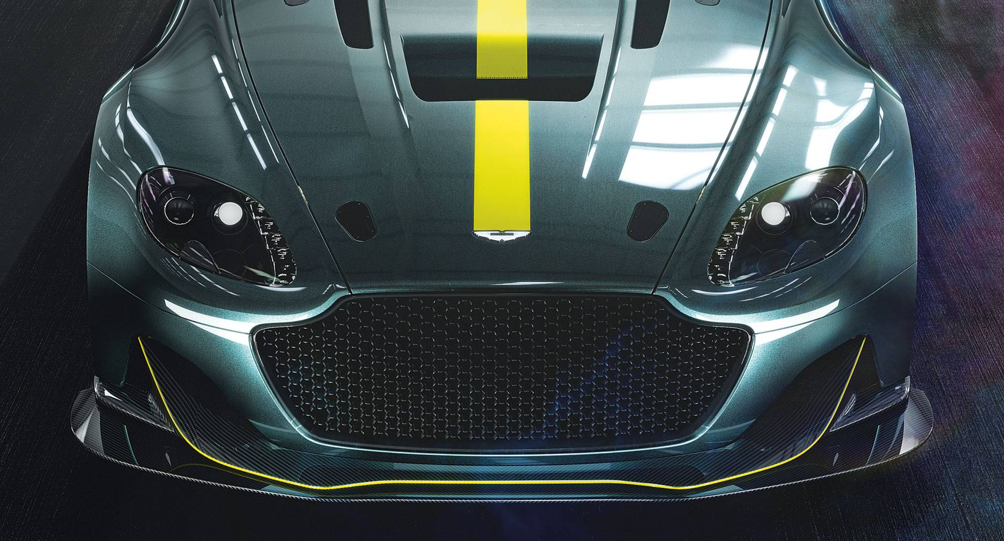 The AMR Vantage Pro Was Unveiled At The 2017 Geneva Motor Show. Aston Martin  Hopes To Build On Its Success On The Track In The 2016 World Endurance ...