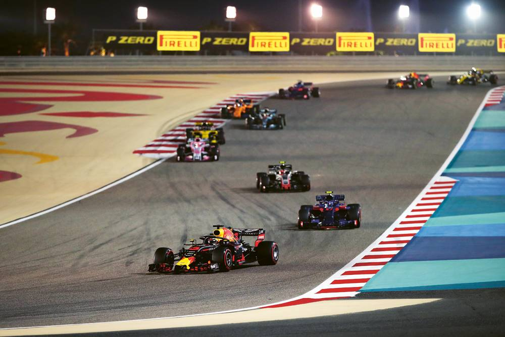Making tracks: Aston Martin teams up with Red Bull Racing