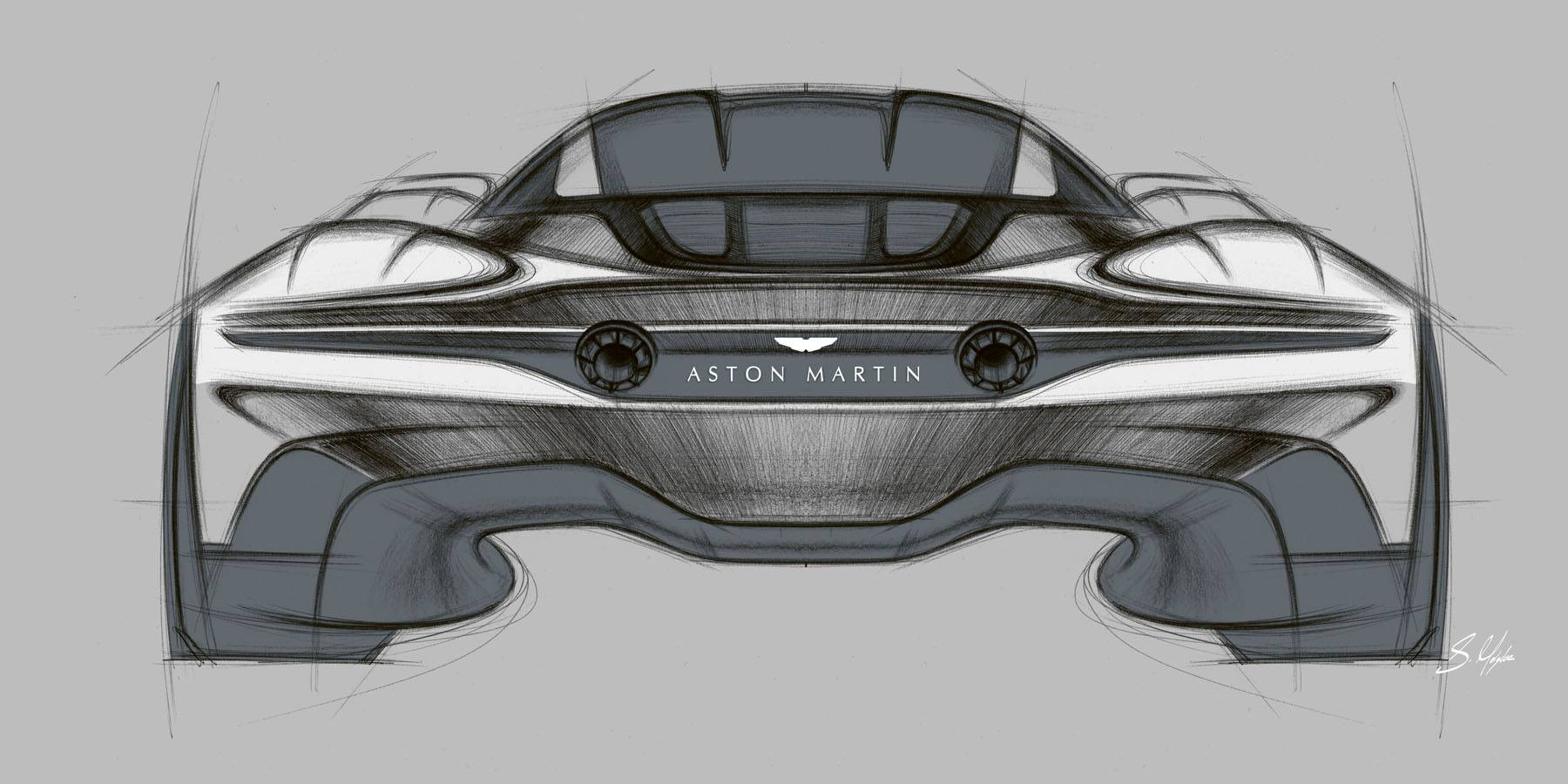 Drawing On Experience Miles Nurnberger On Aston Martin Design